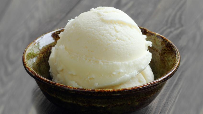 Kokosnusseis Rezept