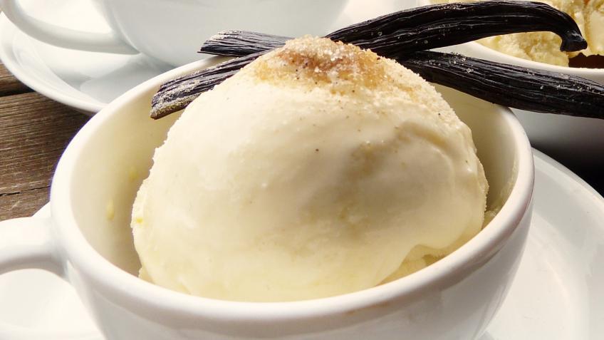 Vanilleeis KETO Perfecto-X ohne Zuckerzusatz