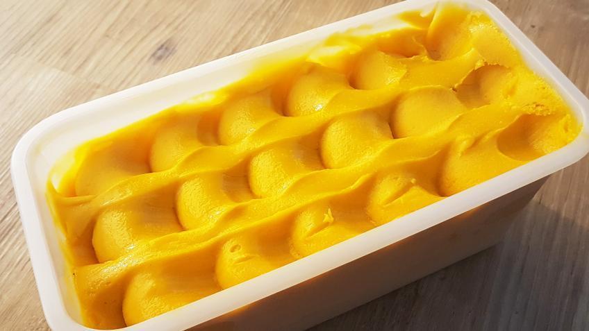 Mango-Sorbet Rezept 2