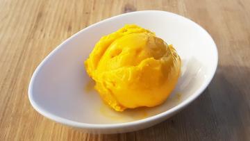 Mango-Sorbet Rezept