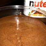 Nutella-Variegato