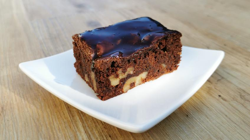 Saftige Brownies Rezept