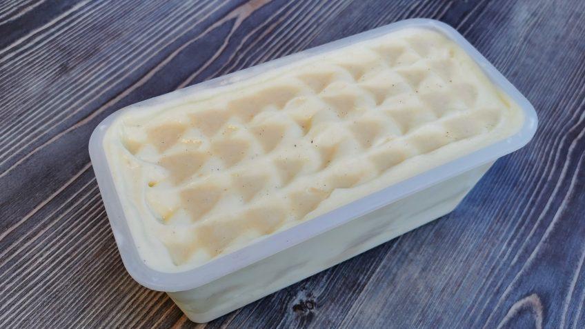 Ananas-Kokos Eis trifft Weiße-Schoko 2