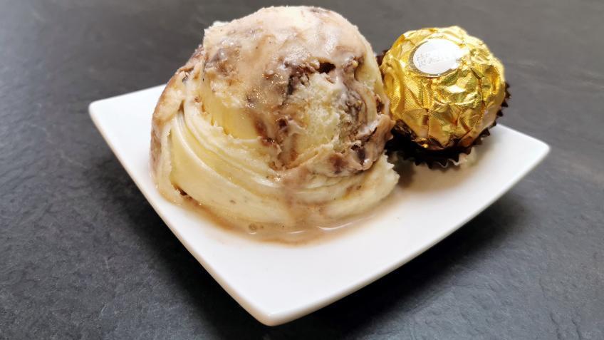 Rocher Eis