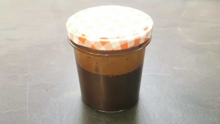 Kaffee-Variegato ohne Zucker