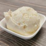 Grundrezept für Eis mit Hansa Eispaste ohne Zucker